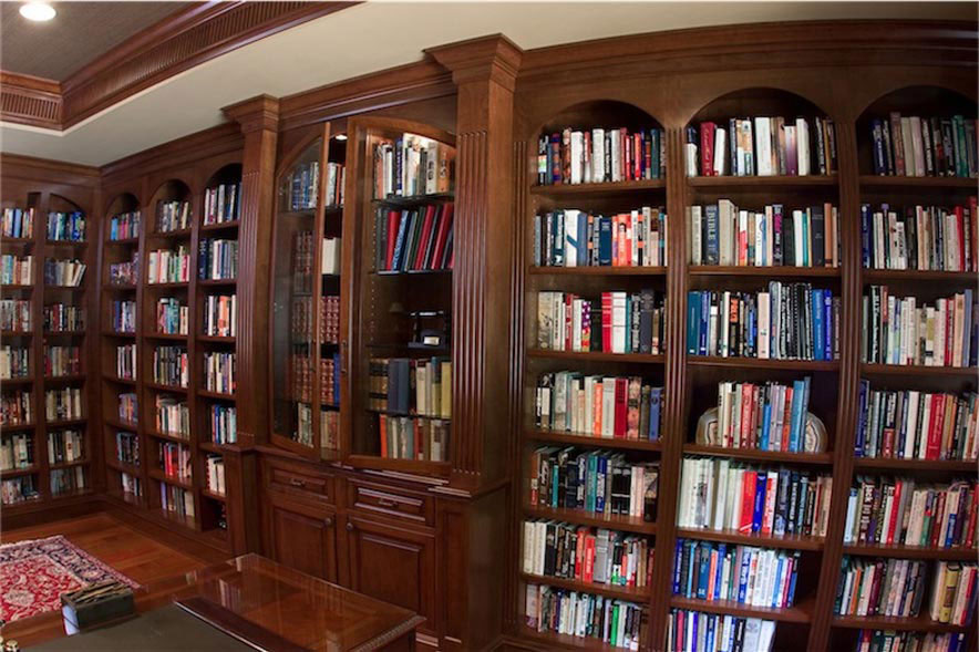 Maryland Custom Libraries And Bookcases