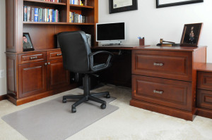 7 Left side desk